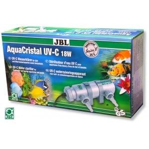JBL AquaCristal UV-C 18W /UV-C система за аквариуми (морски и сладководни) и езера/-18W