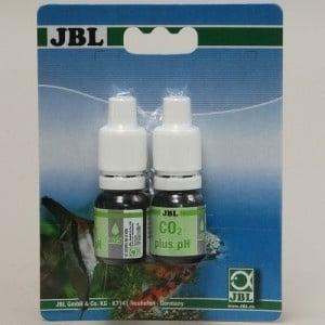 JBL CO₂/pH Permanent Reagent /пълнител за CO₂/pH Permanent Test Set/