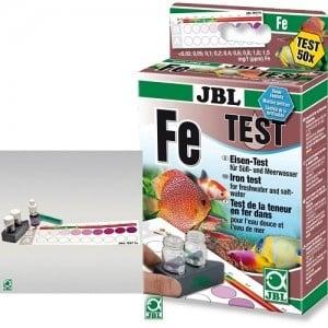 JBL Iron Test Fe /тест за измерване нивото на желязо във водата/
