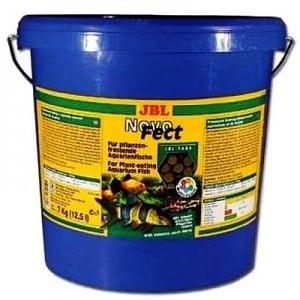 JBL NovoFect /основна храна за растителноядни рибки/-12.5л