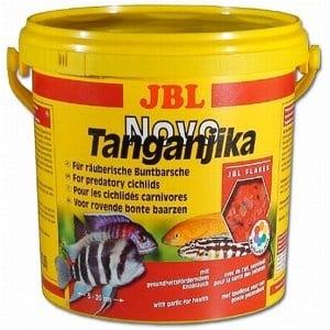 JBL NovoTanganjika /храна за месоядни африкански цихлиди/-5.5л
