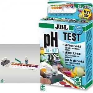 JBL pH Test 7.4 - 9.0 /тест за измерване pH-то на водата/