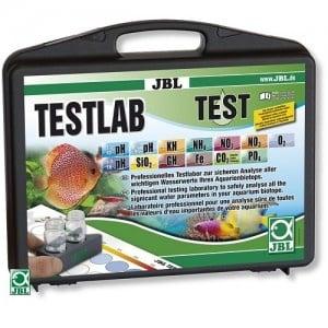 JBL Testlab /професионален тестов комплект за анализ на различни показатели на сладката вода/