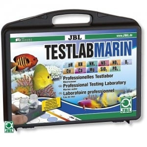 JBL Testlab Marin /професионален тестов комплект за анализ на различни показатели на солена вода/