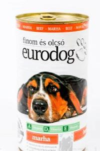 Хапки за куче с телешко месо