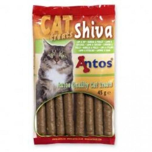 котешки снакс Cat treats Shiva - с агне и пиле