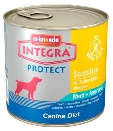 Консерви INTEGRA ® Sensitive, 600гр от Animonda, Германия