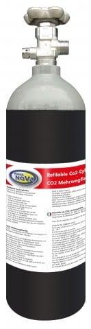 Бутилка за CO2 –  /презареждаща/ - два размера