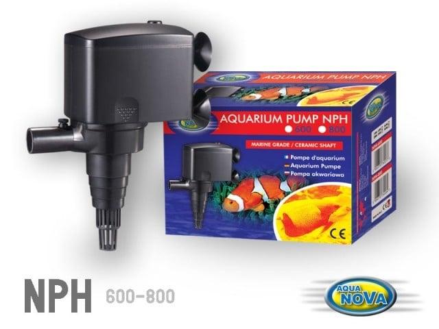 Aqua Nova Водна помпа 800л/ч за аквариуми до 200л NPH-800