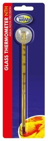 Стъклен термометър Aqua Nova