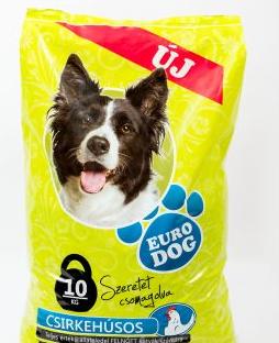 Храна за кучета от всички породи с пилешко месо