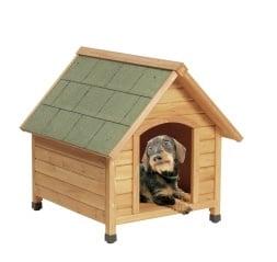 Къща за куче от дърво Класик на Karlie