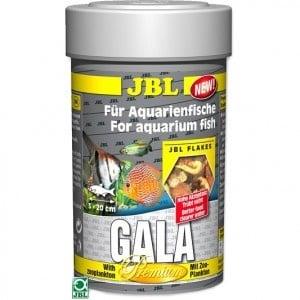 JBL Gala /премиум храна за декоративни рибки - люспи/-100мл