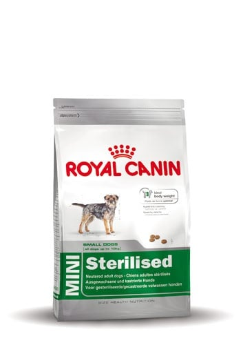 Royal Canin Mini Sterilised Adult   8.00кг