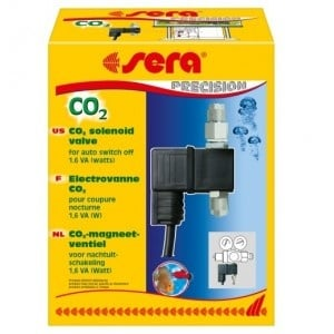 Sera CO2 solenoid valve /соленоиден ( електромагнитен ) клапан/
