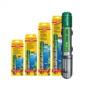 Sera Heater /нагревател за сладки и соленоводни аквариуми/-100 W