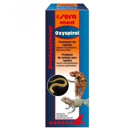 sera Med Professional Oxyspirol - против нематоди и белодробни акари, 30мл