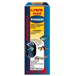 Sera med Professional Protazol /срещу едноклетъчни кожни паразити/-100мл