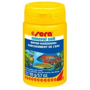Sera Mineral Salt /обогатява водата с минерали/-105гр