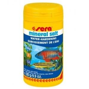 Sera Mineral Salt /обогатява водата с минерали/-280гр