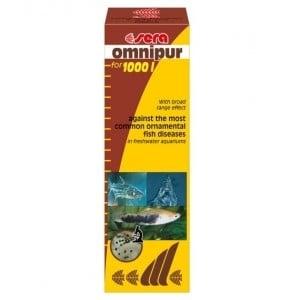 Sera Omnipur /широкоспектърен препарат/-50мл