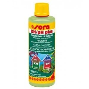 Sera pH/ kH plus /препарат за повишаване на pH и kH/-100 ml