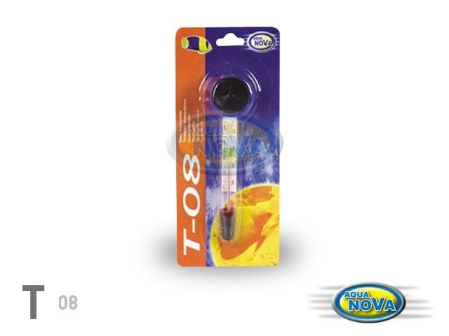 Aqua Nova (T-08) Стъклен термометър