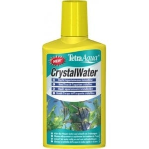 Tetra Crystal Water /за избистряне на водата/-100мл; 250мл