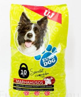 Храна за кучета от всички породи с телешко месо
