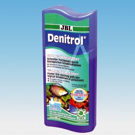 JBL Denitrol - Бактериален активатор - 250 ml