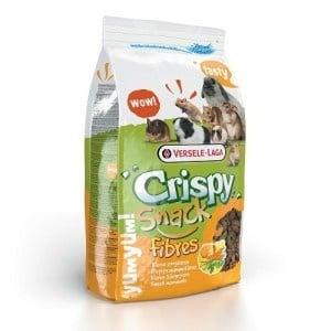 Versele-Laga Crispy Snack Fibres /пълноценна гранулирана храна за гризачи-15кг