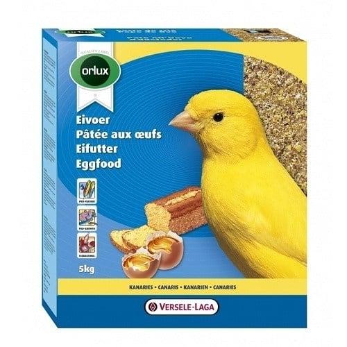 Versele-Laga Orlux Eggfood Dry Canaries /суха яйчна храна за жълти канарчета/-5кг; 25,00кг
