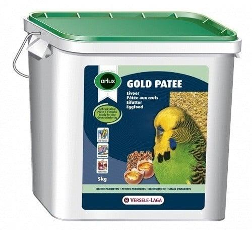 Versele-Laga Orlux Gold Patee Small Parakeet /мека яйчна храна за малки папагали/-5кг