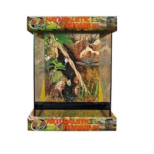 Zoo Med Naturalistic Terrarium /терариум/-45/45/45см