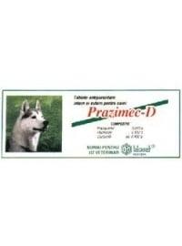 Празимек Д таблетки за кучета