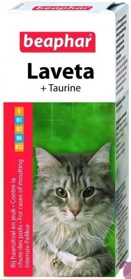 Laveta + Taurinе - Витаминни капки за коте