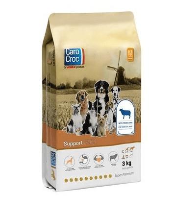 CAROCROC SUPPORT - Супер премиум храна за кучета в зряла възраст от 18 месеца до 8 години -  15.00кг