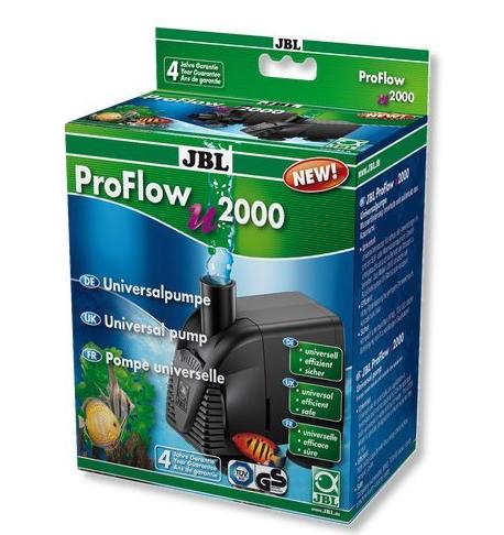 Водна помпа за аквариуми JBL ProFlow u2000 - 2000l/h