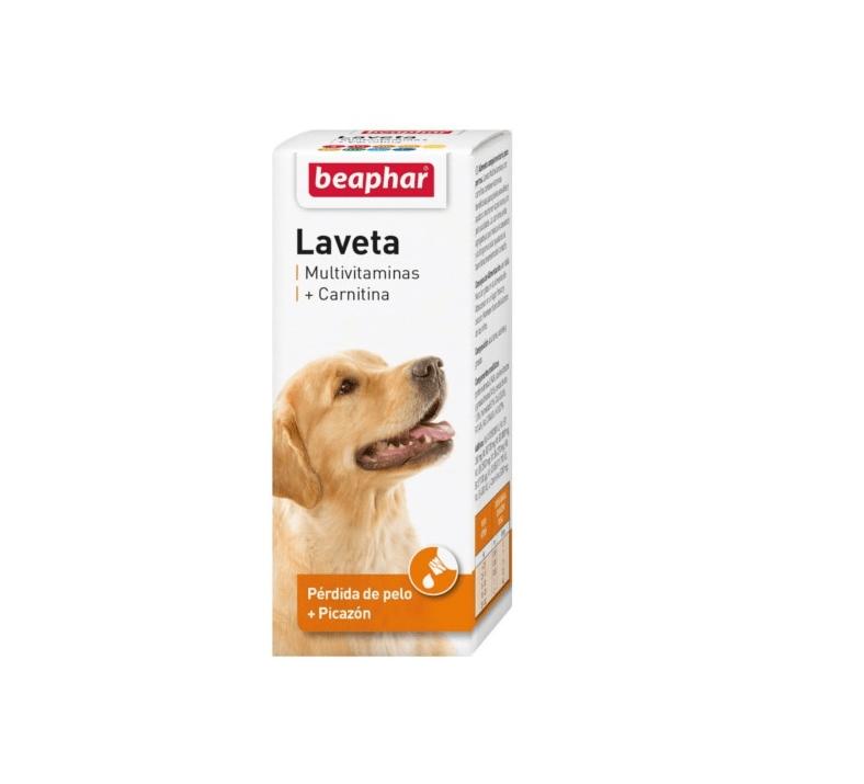 Laveta - Витаминни капки за кучета - против падане на козината