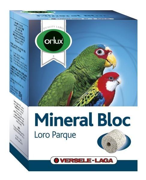 Минерален микс за средни и големи папагали
