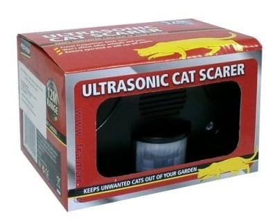 Уред за отблъскване на котки с ултразвук, за 96 м² / PS - 3022
