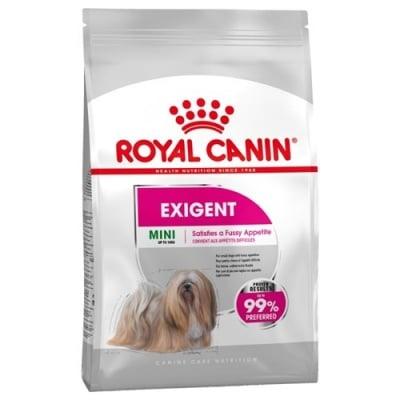 """""""Royal Canin Mini Exigent"""" - Храна за много капризни кучета от дребни породи"""