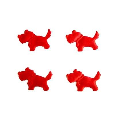 Куче 25 мм червено -50 броя