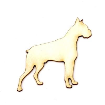 Куче от бирен картон 45x45x1 мм -2 броя