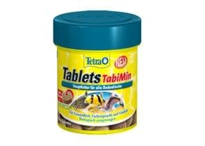 """""""Tablets TabiMin"""" - Балансирана храна на таблетки за придънни рибки"""