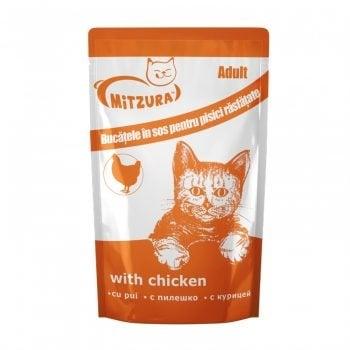 """Mitzura"" - Пауч за котки - различни вкусове"