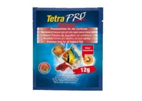 """""""TetraPro Colour Crisps"""" - Премиум клас храна за рибки, подсилва естественото им ярко оцветяване"""