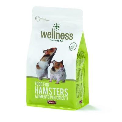 """""""Wellness Премиум"""" - Храна за хамстери"""