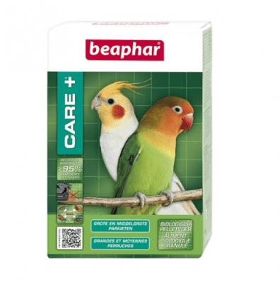 Храна за средни папагали Beaphar Care+, 500гр