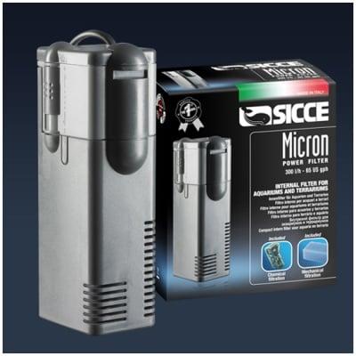 """""""Sicce Micron"""" - Вътрешен филтър за аквариуми и терариуми до 75 л."""